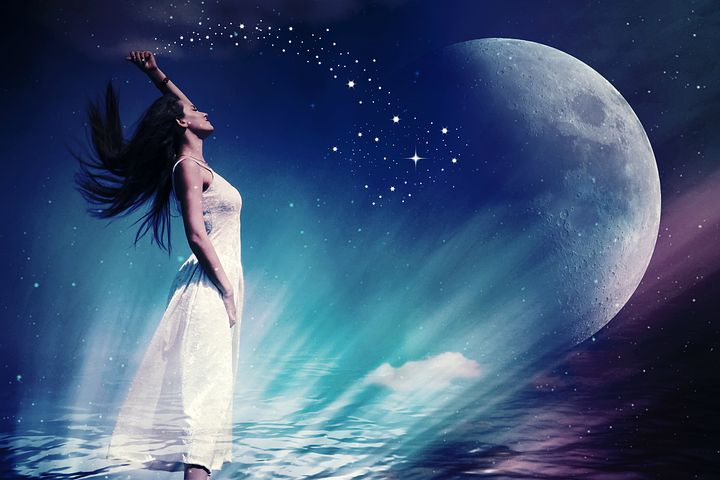 Aligning Your Cycle With The Moon!